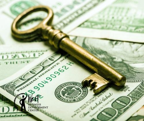 Image: Key on $100 dollar bills - Foundations of Finance workshop