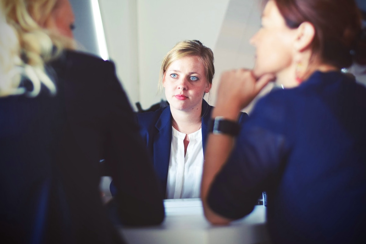 Image: woman learning about mistakes in borrowing - Coast Women in Business