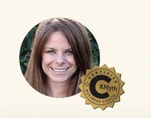 Image: Rachel Clark, Certified EMyth Business Coach