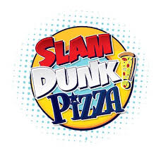 Image: Slam Dunk Pizza logo